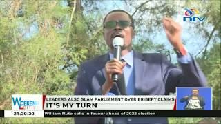 DP Ruto asks for Musalia and Odinga