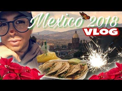 My Trip to MEXICO Vlog 2018  Mi Viaje a MEXICO Vlog 2018