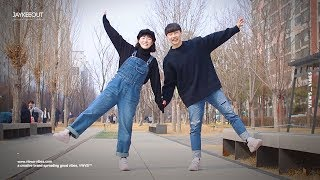 💑 Why Do Korean Couples Wear Matching Outfits?, JAYKEEOUT X VWVB™
