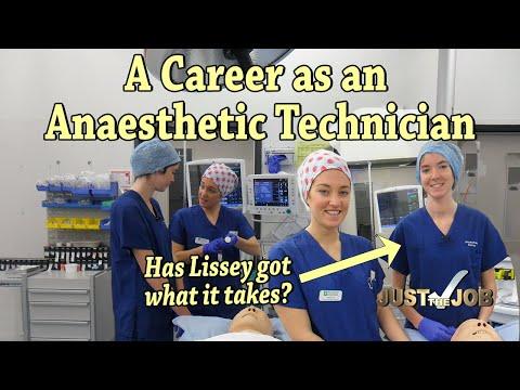 A Career as an Anaesthetic Technician