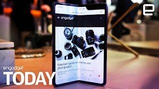 Samsung Galaxy Fold review units are already broken