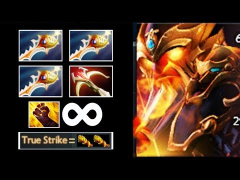 RAPIER EMBER IS BACK! EPIC Infinity Fist + True Strike Talent Crazy Comeback Game Timado WTF Dota 2