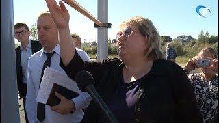 Общественники, журналисты и чиновники рейдом прошлись по объектам благоустройства