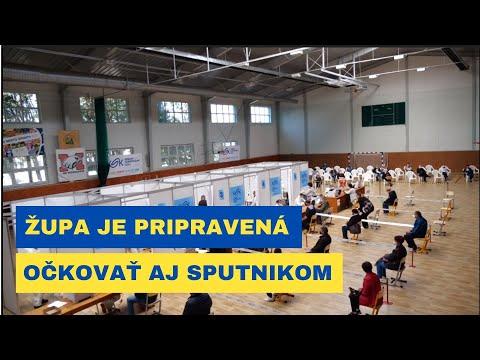 Do Košického regiónu vyrazí očkovací autobus<br />Rozhýbaný kraj (24)