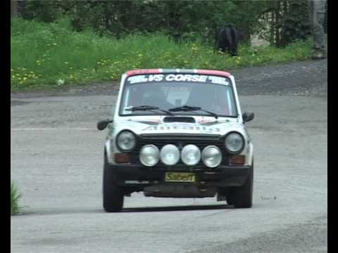 Preview video 6° rally storico campagnolo 2010