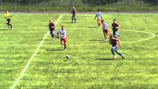 preview picture of video 'FC ViOn Zlaté Moravce vs FK Senica 1:2  U16 28/4/2012'