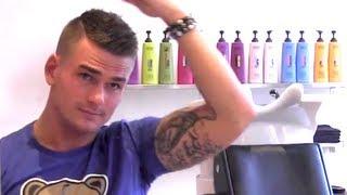 Mens Short Hair Inspiration | Tutorial For Men | Haircut & Styling By Slikhaar Studio