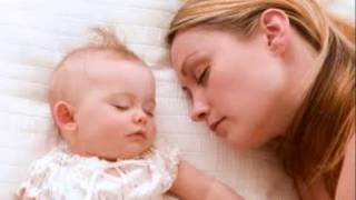Mother and Baby Soft White Noise - fall asleep fast  calming white noise