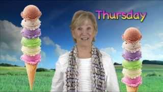 Dr. Jean's Today Is Sunday: Fun Song about Days   - YouTube