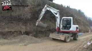preview picture of video 'Leyfert Christian  Erdbau & Transporte in Maria Saal, Kärnten'