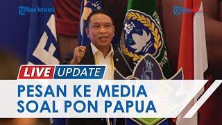 Portal Tribun-Papua.com Resmi Diluncurkan, Menpora: Papua Punya Banyak Potensi yang Belum Terangkat