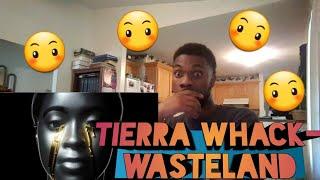 Talk To Em Tierra|   Tierra Whack – Wasteland Screen Visualizer Reaction
