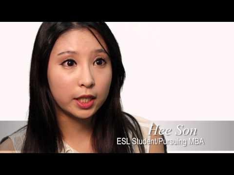 ESLA Student Testimonials