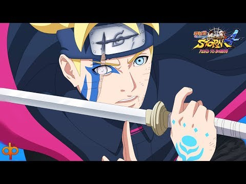 Road To Boruto Pelicula Completa Español Latino | Naruto Shippuden Ninja Storm 4 (Game Movie 2017)