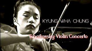 Kyung Wha Chung plays Tchaikovsky violin concerto (1972)