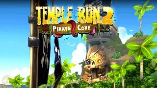 The Most Beautiful Map in Temple Run | Temple Run 2 New Map Pirate Cove