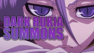 Summoning For Dark Rukia! [Bleach Brave Souls]