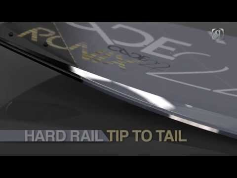 2014 Ronix Code 22 Intelligent Core Wakeboard – Dean Smith Review