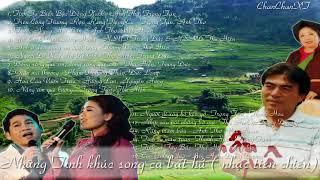 Những Tình Khúc Song Ca Nhạc Đỏ, Cách Mạng Bất Hủ | Thu Hiền - Anh Thơ - Trọng Tấn