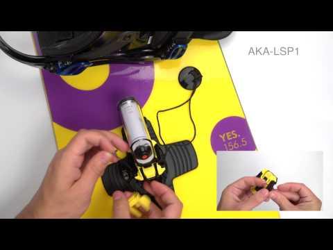 AKA-LSP1 видео 1
