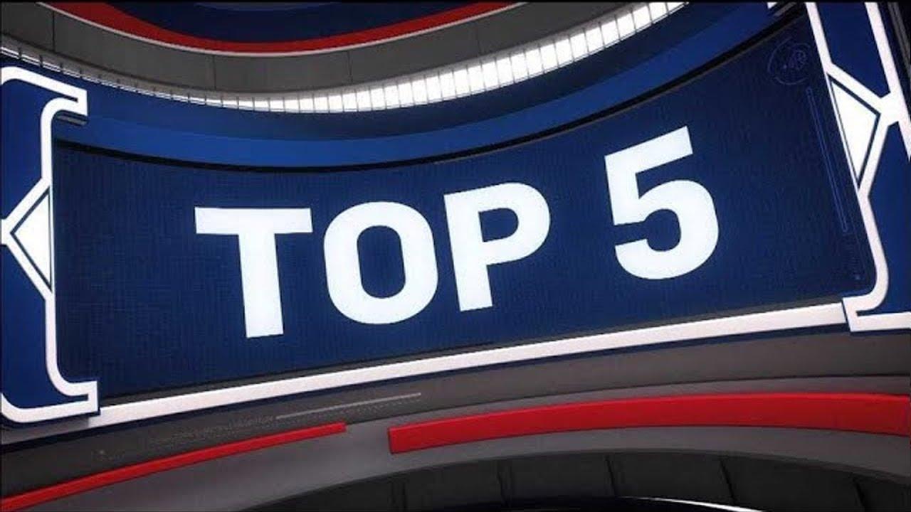 NBA Top 5 Plays Of The Night | October 19, 2021