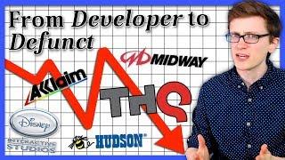 From Developer to Defunct - Scott The Woz