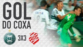 Gols Do Coxa - Coritiba 3 X 3 Rio Branco