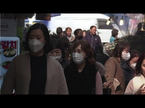 Businesses boom as dust settles over Korea