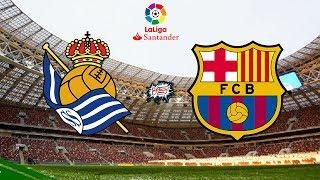Cara Nonton Live Streaming Real Sociedad vs Barcelona di HP via MAXStream beIN Sports