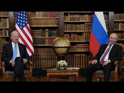 Χωρίς εκπλήξεις η συνάντηση Μπάιντεν-Πούτιν
