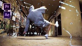 Самый КРАСИВЫЙ ПЕРЕХОД для видео в Adobe Premiere Pro и After Effects уроки