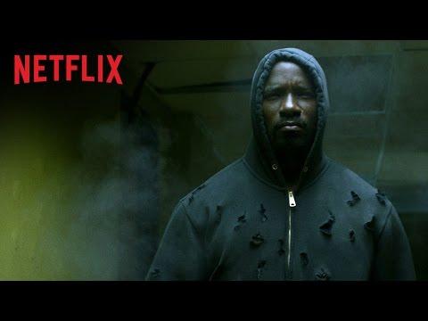 Video trailer för San Diego Comic Con Sizzle presented by Marvel | Netflix