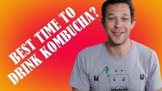 Kombucha Time: When Is The Best Time To Drink Kombucha?
