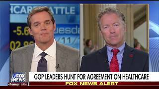 Are Republicans for Bailouts Now?! | Rand Paul on Healthcare Bill