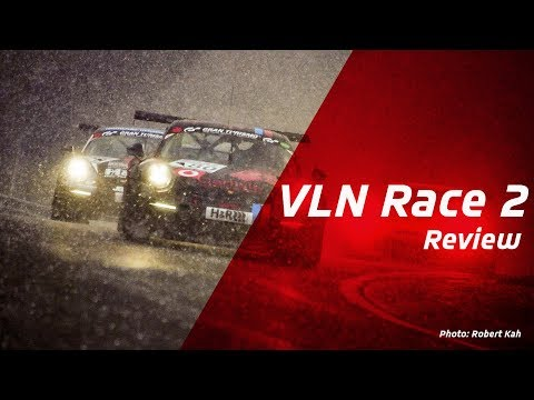 Winter wonderland Nordschleife | VLN Race 2