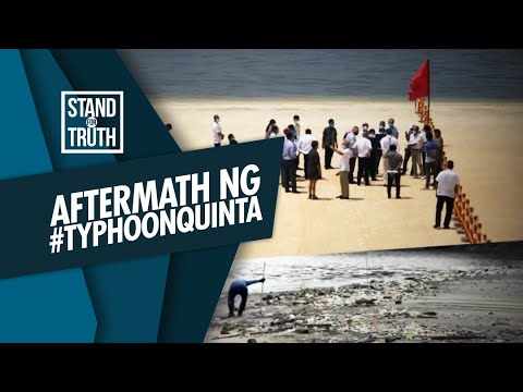 [GMA]  Stand for Truth: Aftermath ng #TyphoonQuinta!