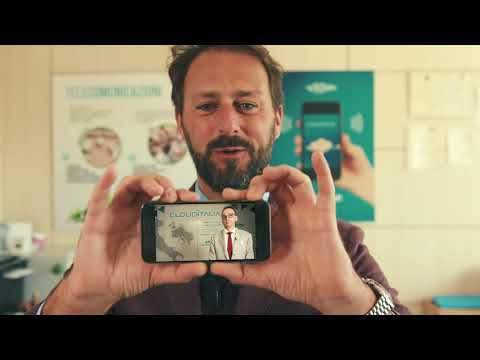 CLOUDITALIA 2017 - video istituzionale