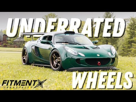 Top 5 Most Underrated Wheels