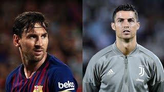 Lionel Messi wählte Ronaldo zum Weltfußballer!