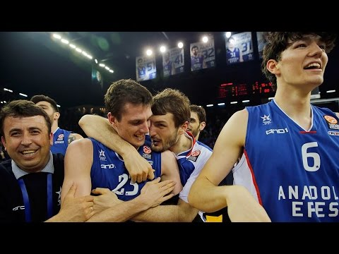 Highlights: Playoffs Game 3 vs. Anadolu Efes Istanbul