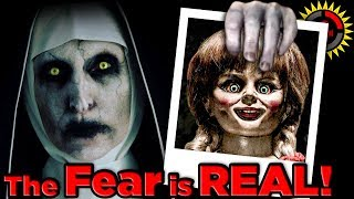 Film Theory: The TRUE STORY of The Conjuring Horror Movies - What REALLY Happened?