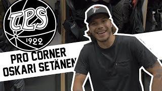 Oskari Setänen - Pro Corner