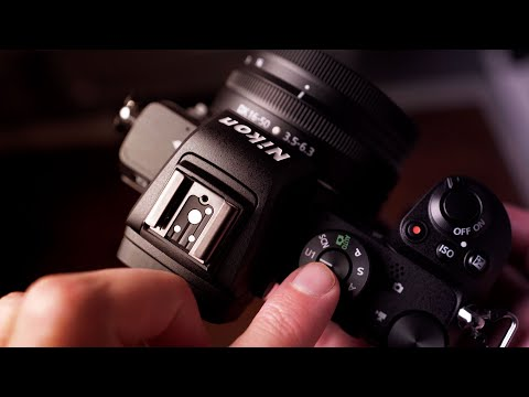 External Review Video -K2njSOXJpc for Nikon Z 50 APS-C Mirrorless Camera