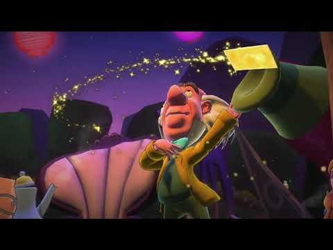 Видео № 2 из игры Kinect Disneyland Adventures (Б/У) (не оригинальная обложка) [X360, MS kinect]