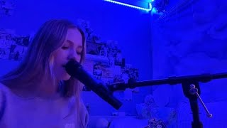 S T A Y  I  Gracie Abrams ( Cover By AnnelieElina )