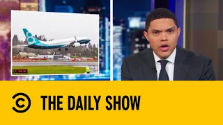 Boeing Airlines Finally Standardize Warning Lights | The Daily Show with Trevor Noah