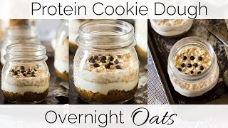 How To Make Cookie Dough Overnight Oats