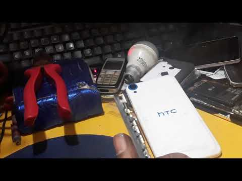 How To Flash Htc