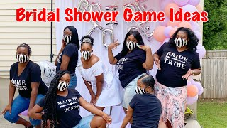 BRIDAL SHOWER GAME IDEAS | Fun And Exciting Games