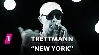 "Trettmann: ""New York""   1LIVE Session"